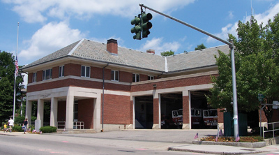 Photo of Watertown Fire Station